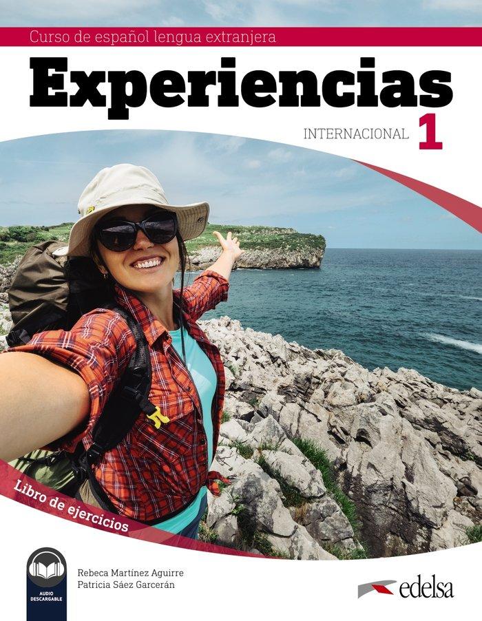 Experiencas internacional 1 libro de ejercicios