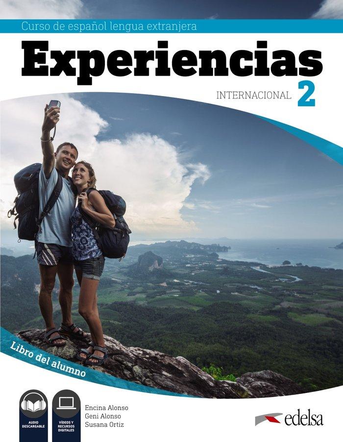 Experiencias internacional a2 libro del alumno