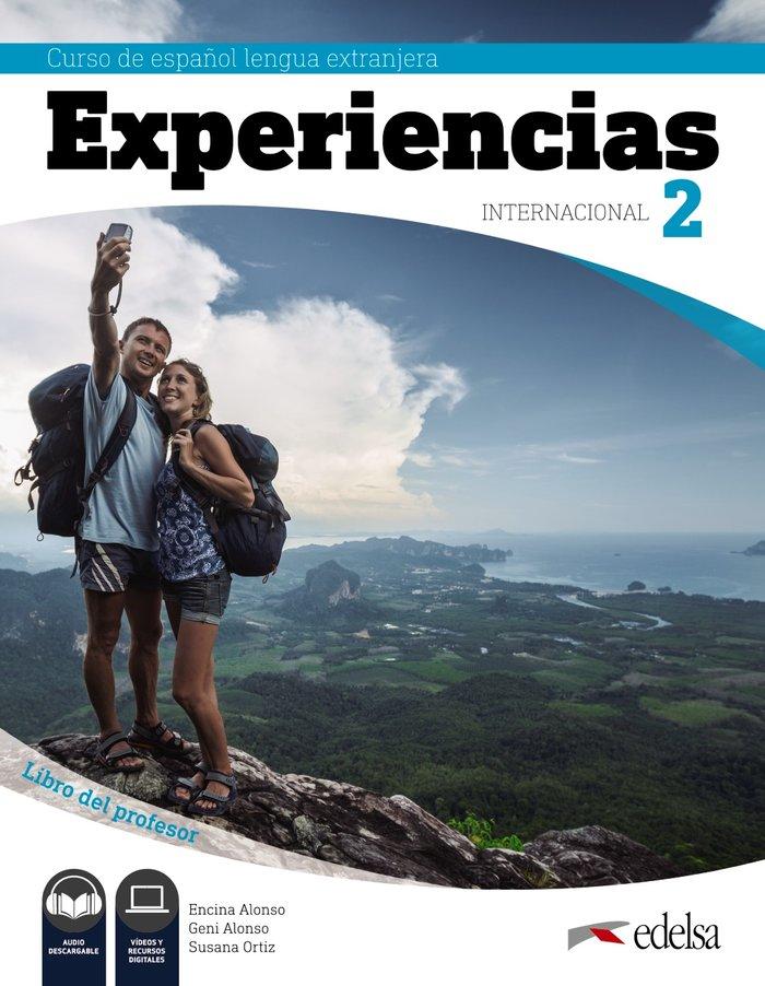 Experiencias internacional 2 libro del profesor