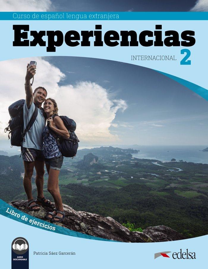 Experiencias internacional 2 libro de ejercicios