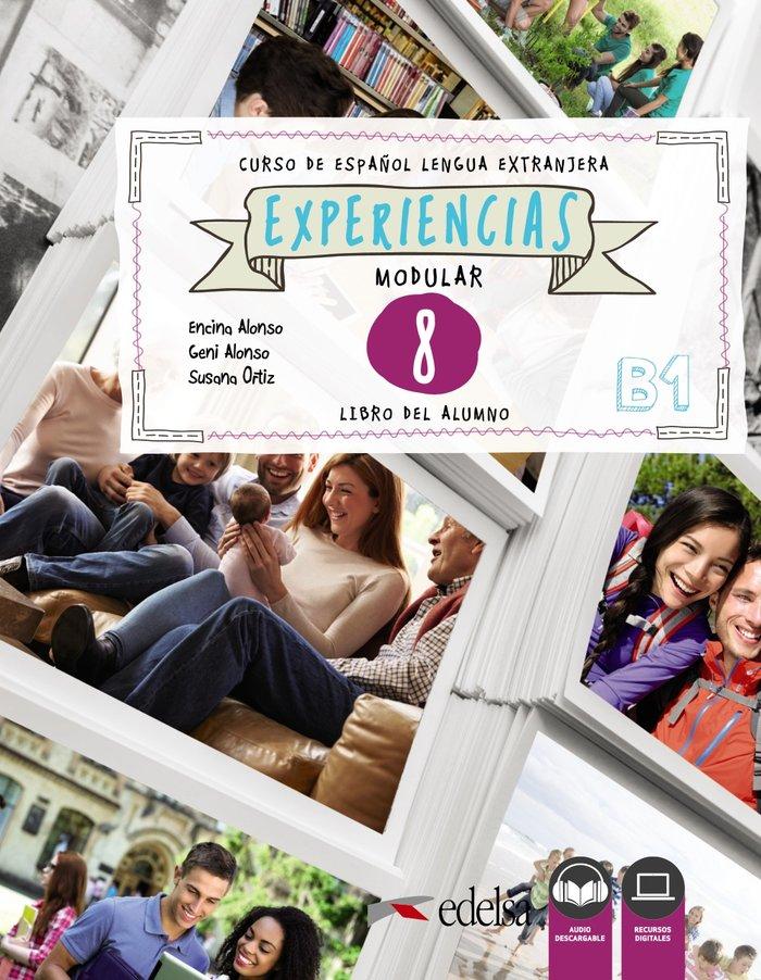 Experiencias 8 b1 libro del alumno