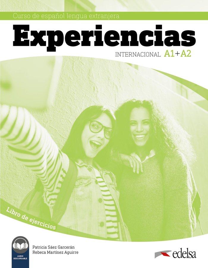 Experiencias internacional a1 + a2 libro
