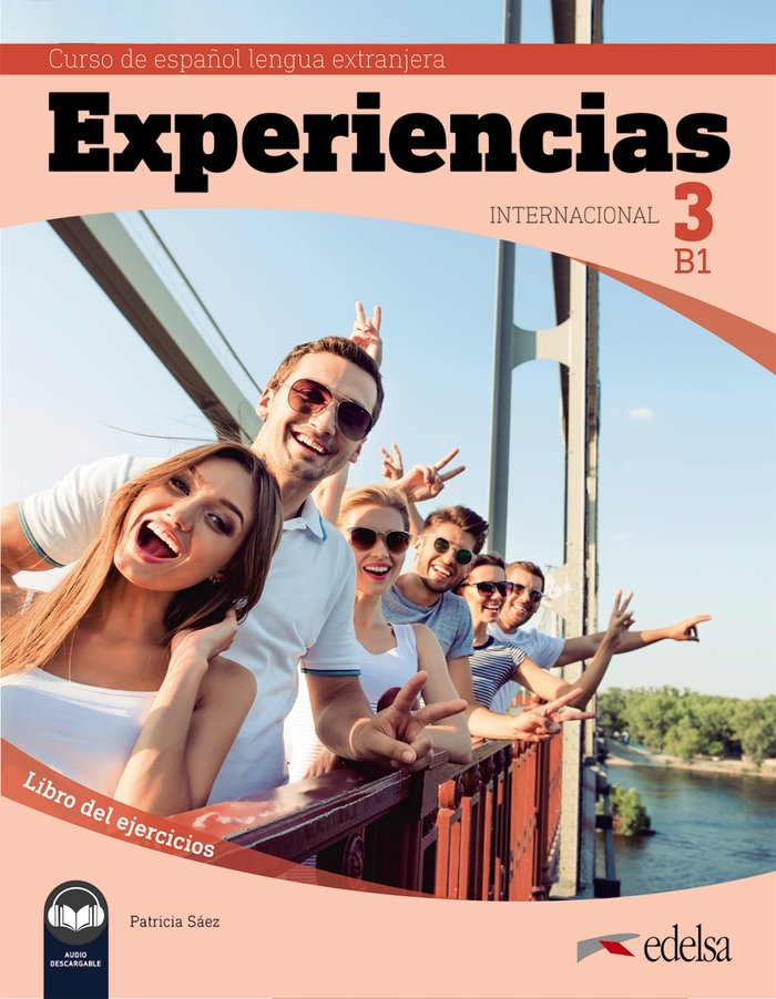 Experiencias internacional 3 b1 libro de