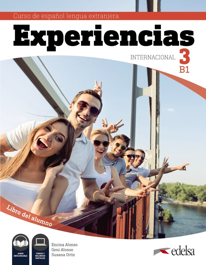 Experiencias internacional b1 libro del a
