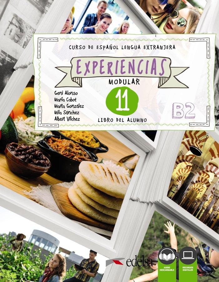 Experiencias 11 b2 libro del alumno