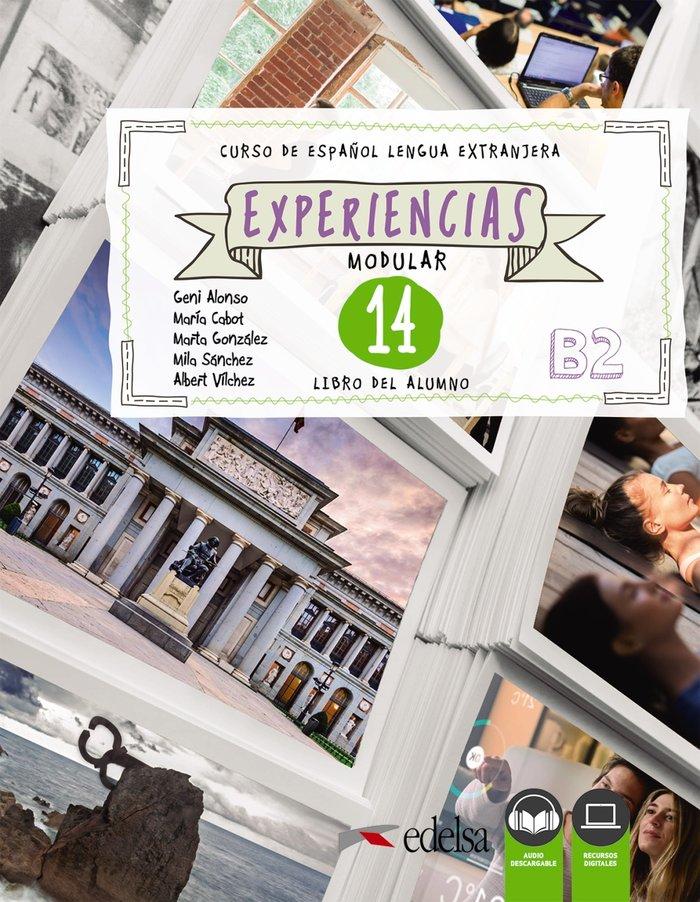 Experiencias 14 b2 libro del alumno