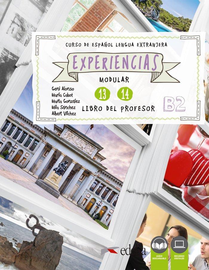 Experiencias 13 14 b2 libro del profesor