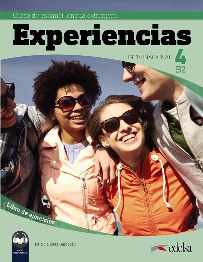 Experiencias internacional 4 b2 libro ejercicios