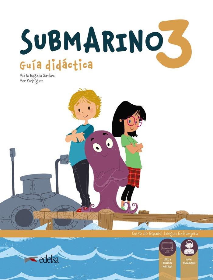 Submarino 3 guia didactica