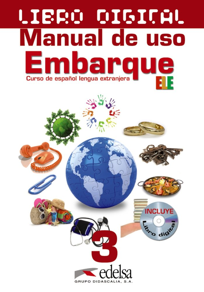Embarque 3. manual de uso