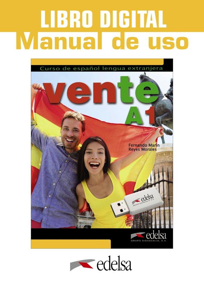 Vente a1 libro digital y manual de uso