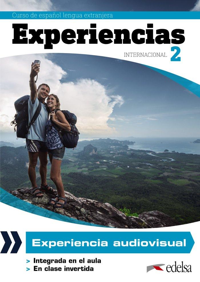 Experiencias internacional 2. experiencia audiovisual