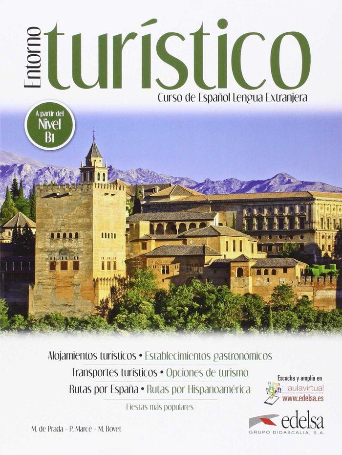 Entorno turistico b1 libro