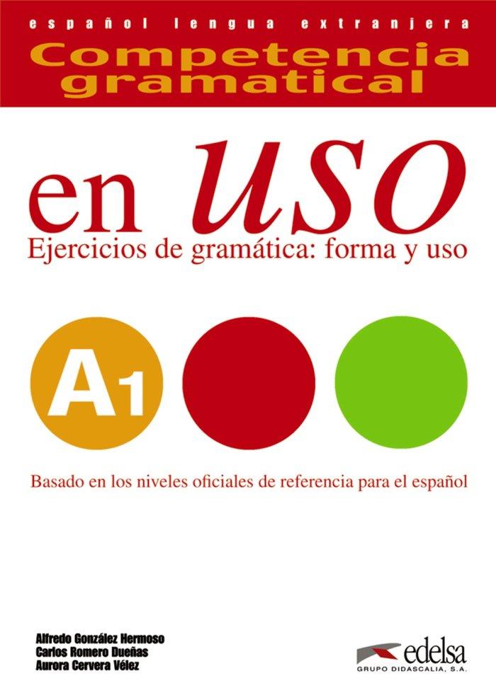 Competencia gramatical uso a1 2015