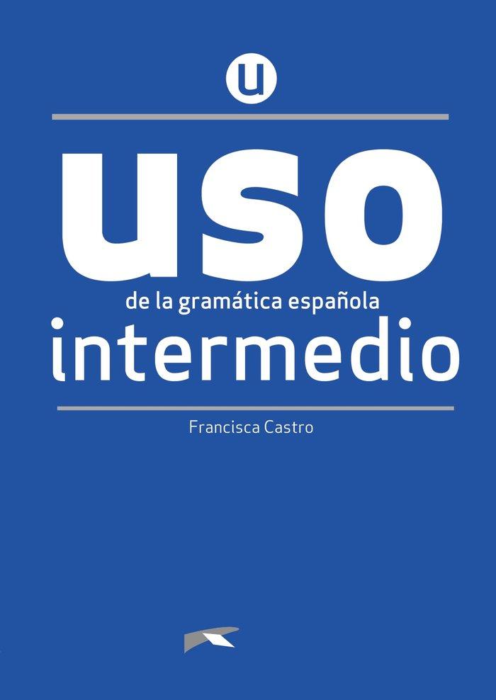 Uso de la gramatica intermedio libro
