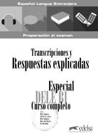 Especial dele b1 curso completo transcripciones respuestas