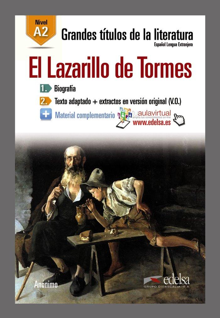 Lazarillo de tormes,el