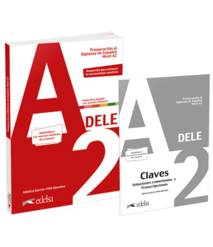 Preparacion dele a2 pack (libro+claves) 2020
