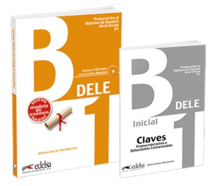 Pack dele b1 libro y claves edicion 2020