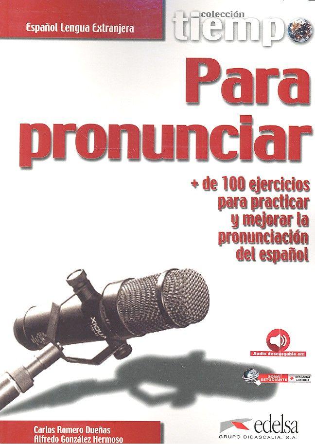 Tiempo para pronunciar