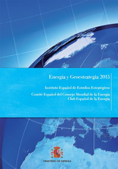 Energia y geoestrategia 2015