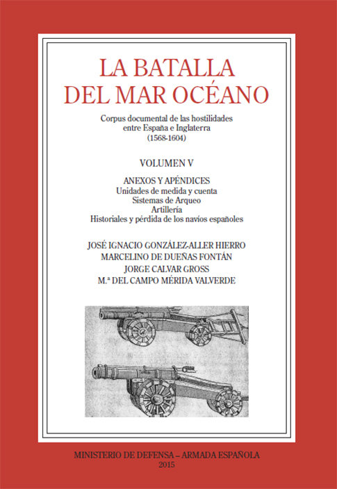 Batalla del mar oceano. vol. v,la