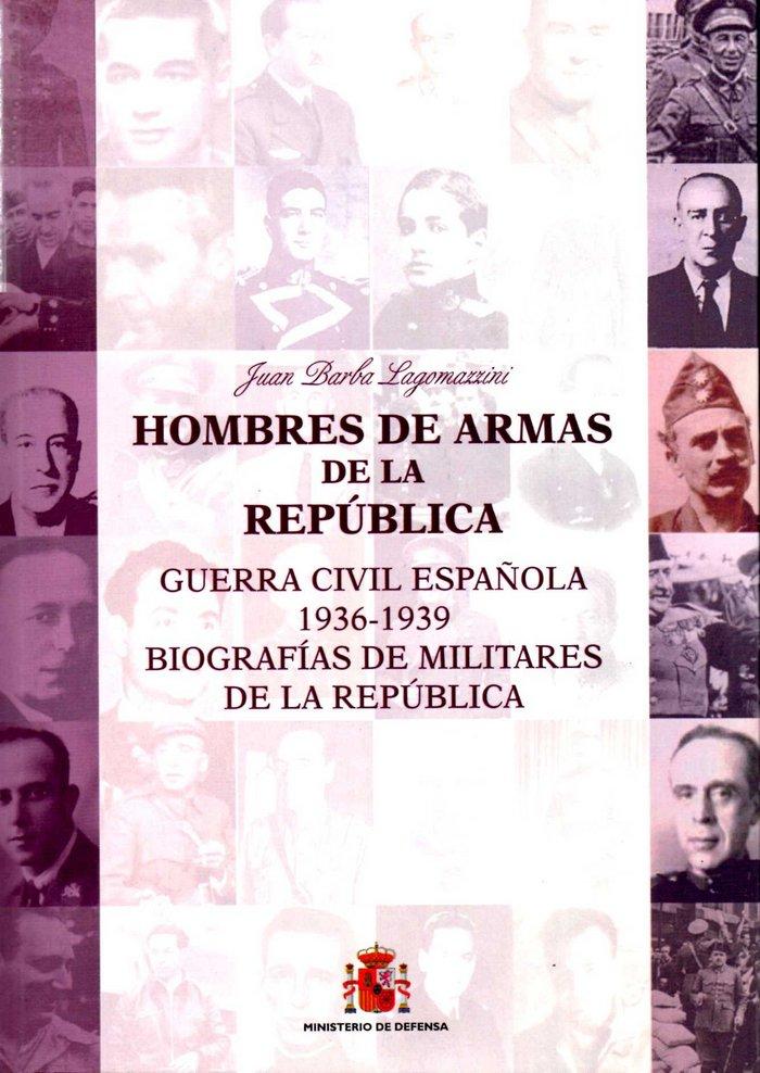 Hombres de armas de la republica (guerra civil española 1936