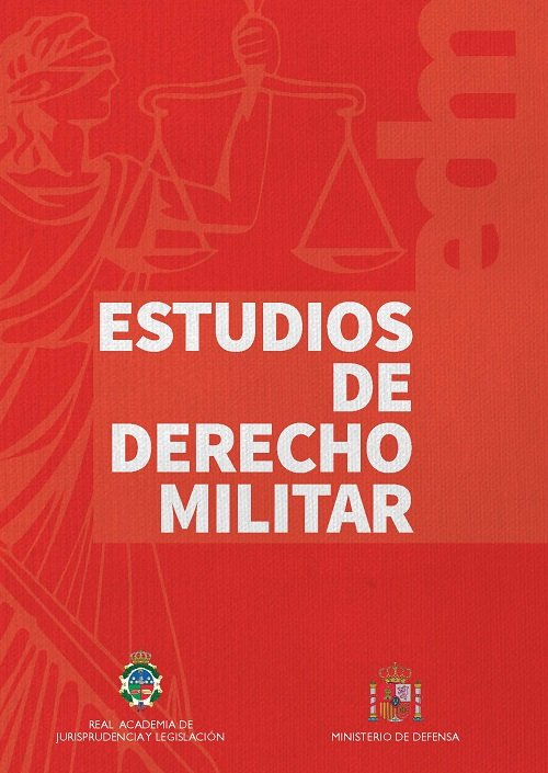 Estudios de derecho militar