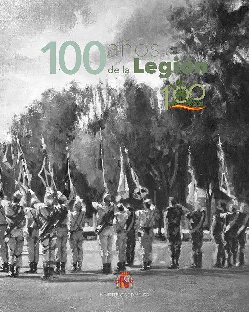 100 años de la legion