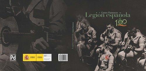 Cantes flamencos a la legion español