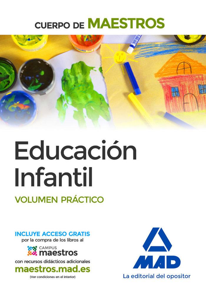 Cuerpo de maestros educacion infantil lomce 2014 vol practi