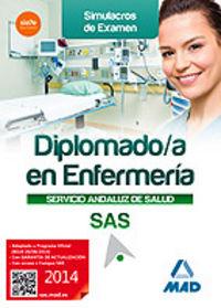 Diplomado en enfermeria sas simulacros de examen