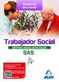 Trabajador social sas simulacros de examen