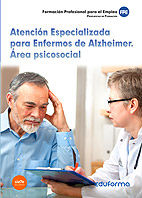 Atencion especializada para enfermos de alzheimer. area psic