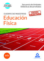 Cuerpo de maestros educacion fisica. secuencia de unidades d