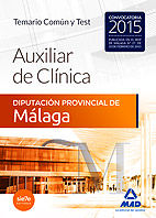 Auxiliares de clinica de la diputacion provincial de malaga