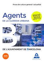 Agents de la guardia urbana de l'ajuntament de barcelona. pr