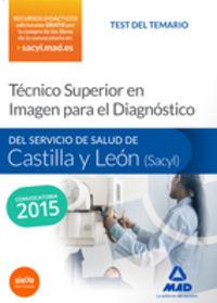 Tecnico superior en imagen para el diagnostico test