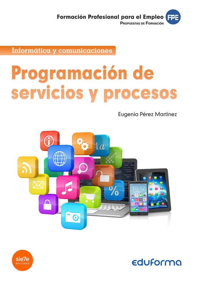 Programacion de servicios y procesos. propuestas de formacio