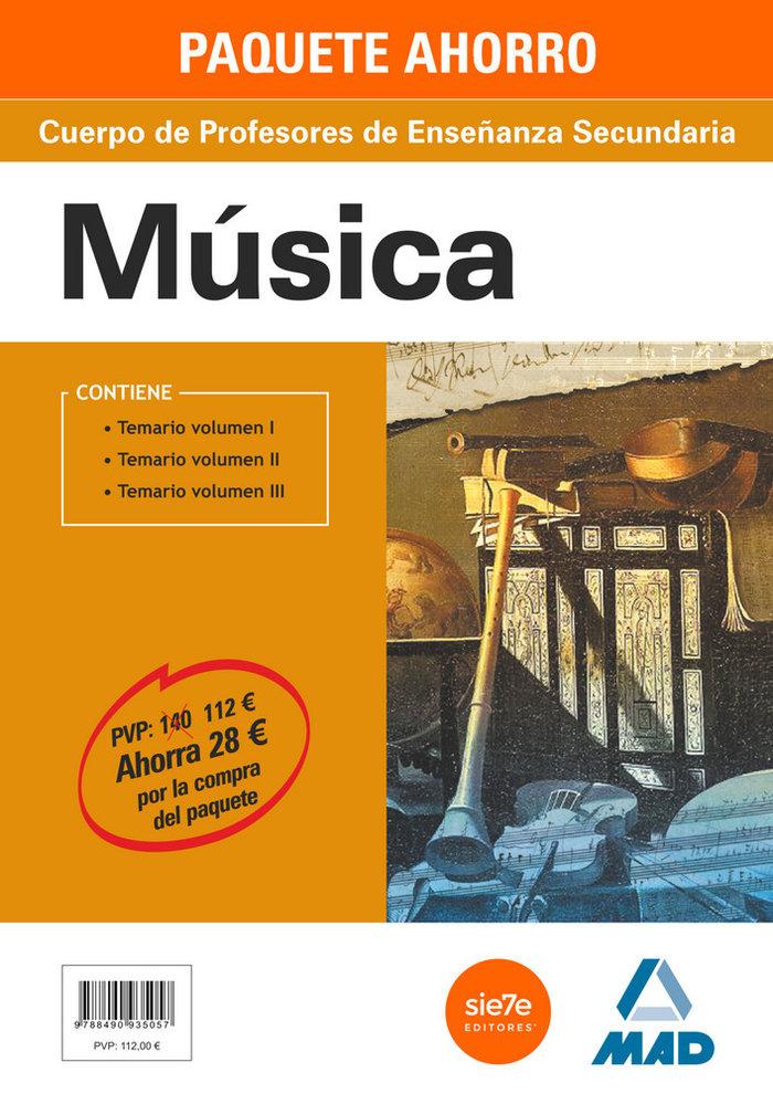 Pack ahorro musica