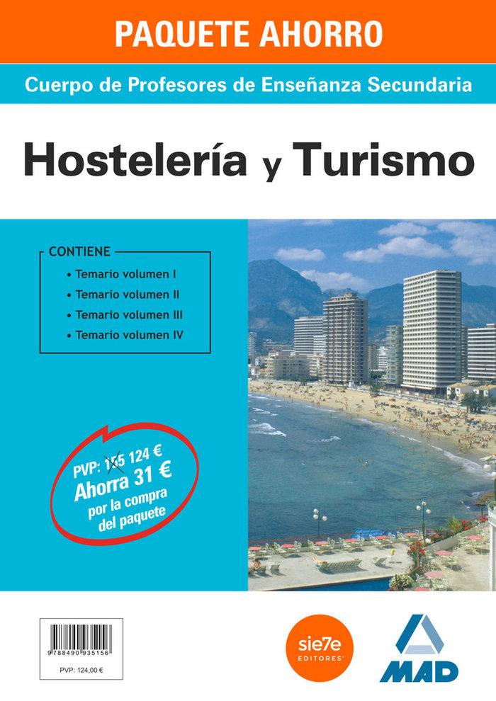 Pack ahorro hosteleria y turismo