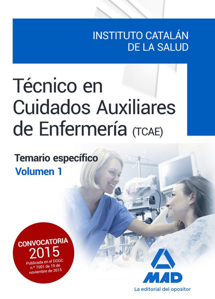 Tecnicos en cuidados auxiliares de enfermeria del instituto