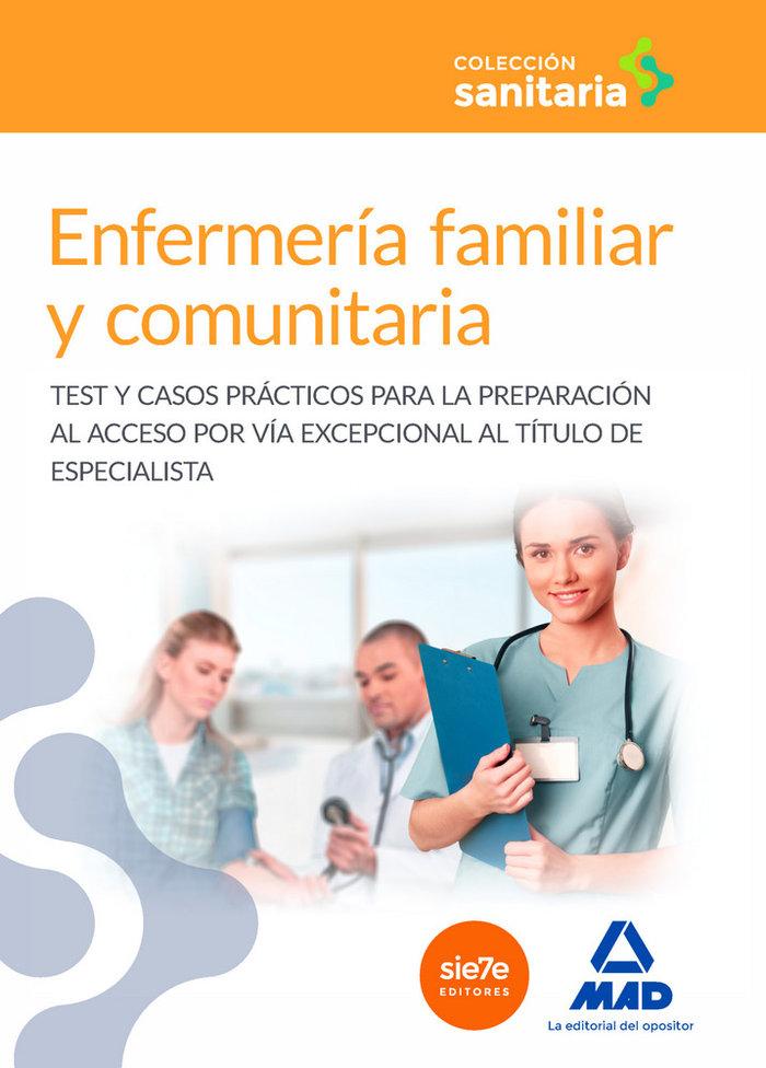 Enfermeria medica y comunitaria test y casos practicos