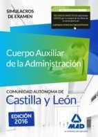 Cuerpo auxiliar de la administracion de la comunidad autonom