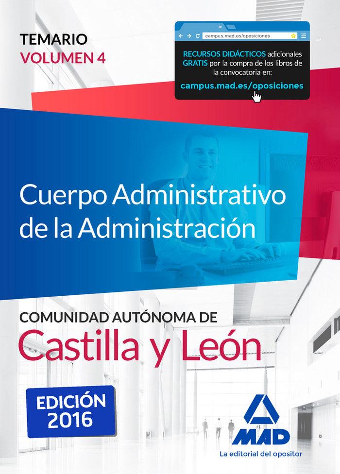 Cuerpo administrativo de la administracion de la comunidad a