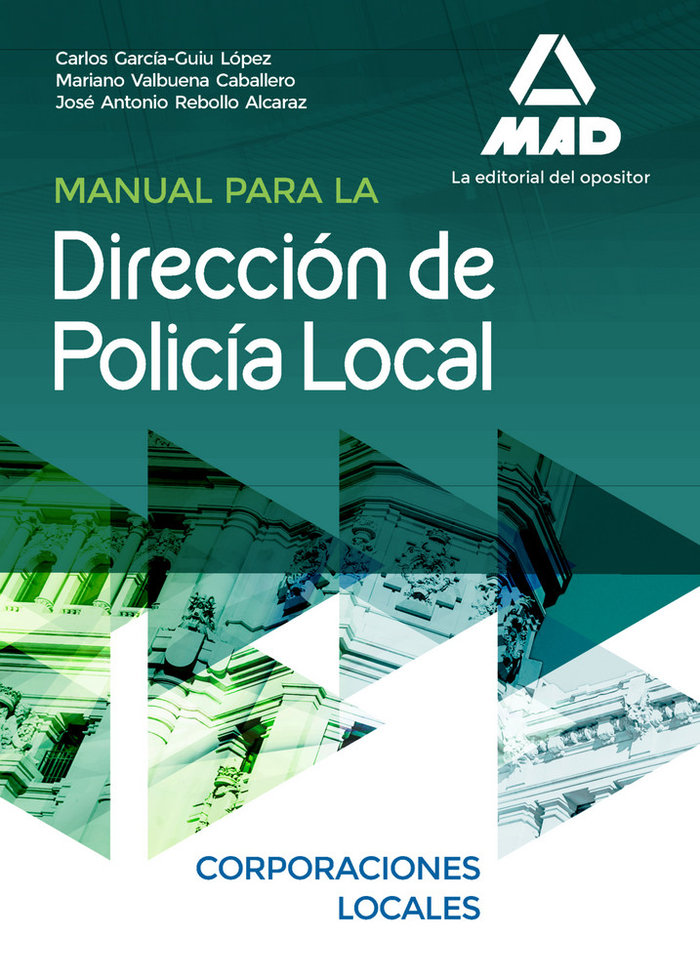 Manual para la direccion de polici3 local