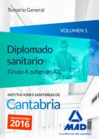 Diplomados sanitarios (grupo a, subgrupo a2) de las instituc