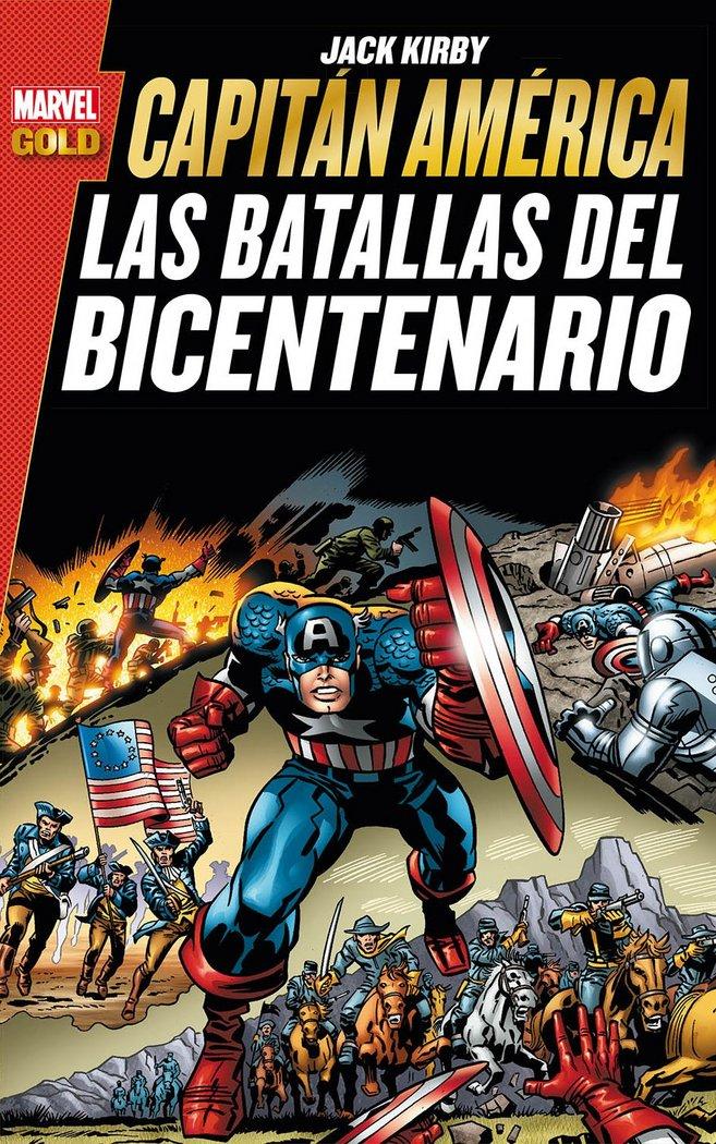 Capitan america las batallas del bicentenario