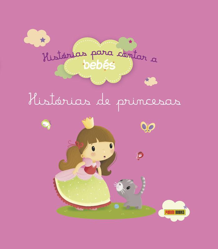 Historias para contar a bebes, historias de princesas