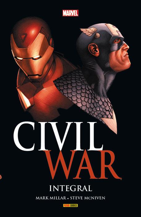 Marvel integral civil war